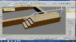 Autodesk 3ds Max 2009: 10-Dars. Perillani yasash