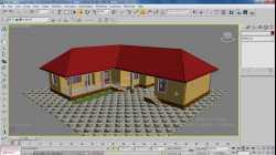 Autodesk 3ds Max 2009: 13-Dars Kamera o'rnatish va render darchasi