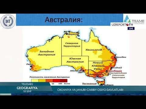 Geografiya