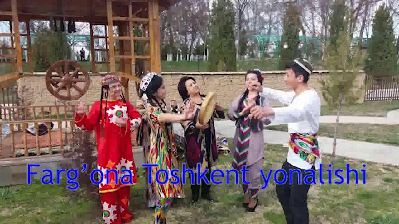 O'zbek xalq qo'shiqlaridan Yallajonim-yalla