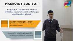 Makroiqtisodiyot